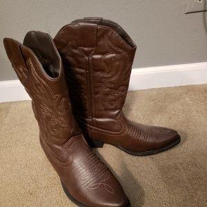 Rampage westwrn cowboy boots